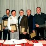 Ehrenmitglieder - es fehlt Alwin Dannenmaier