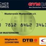 Gymcard_vorderseite