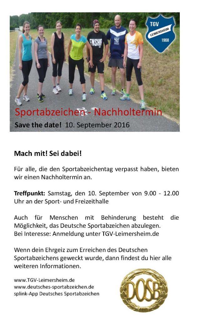 Sportabzeichentag -Flyer-Nachholtermin2
