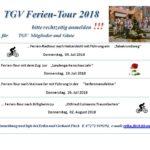 Ferientouren 2018